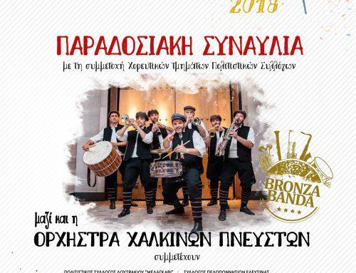Παραδοσιακή Συναυλία